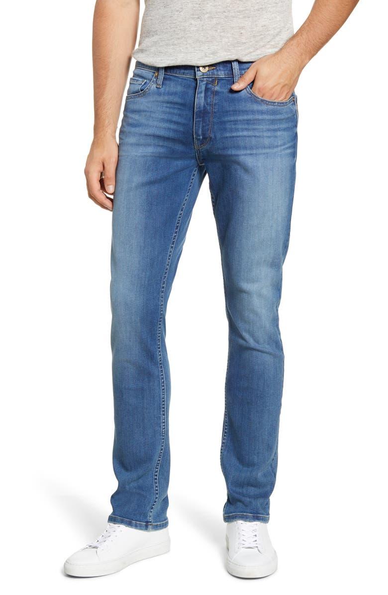PAIGE Transcend - Federal Slim Straight Leg Jeans, Main, color, BRYSEN