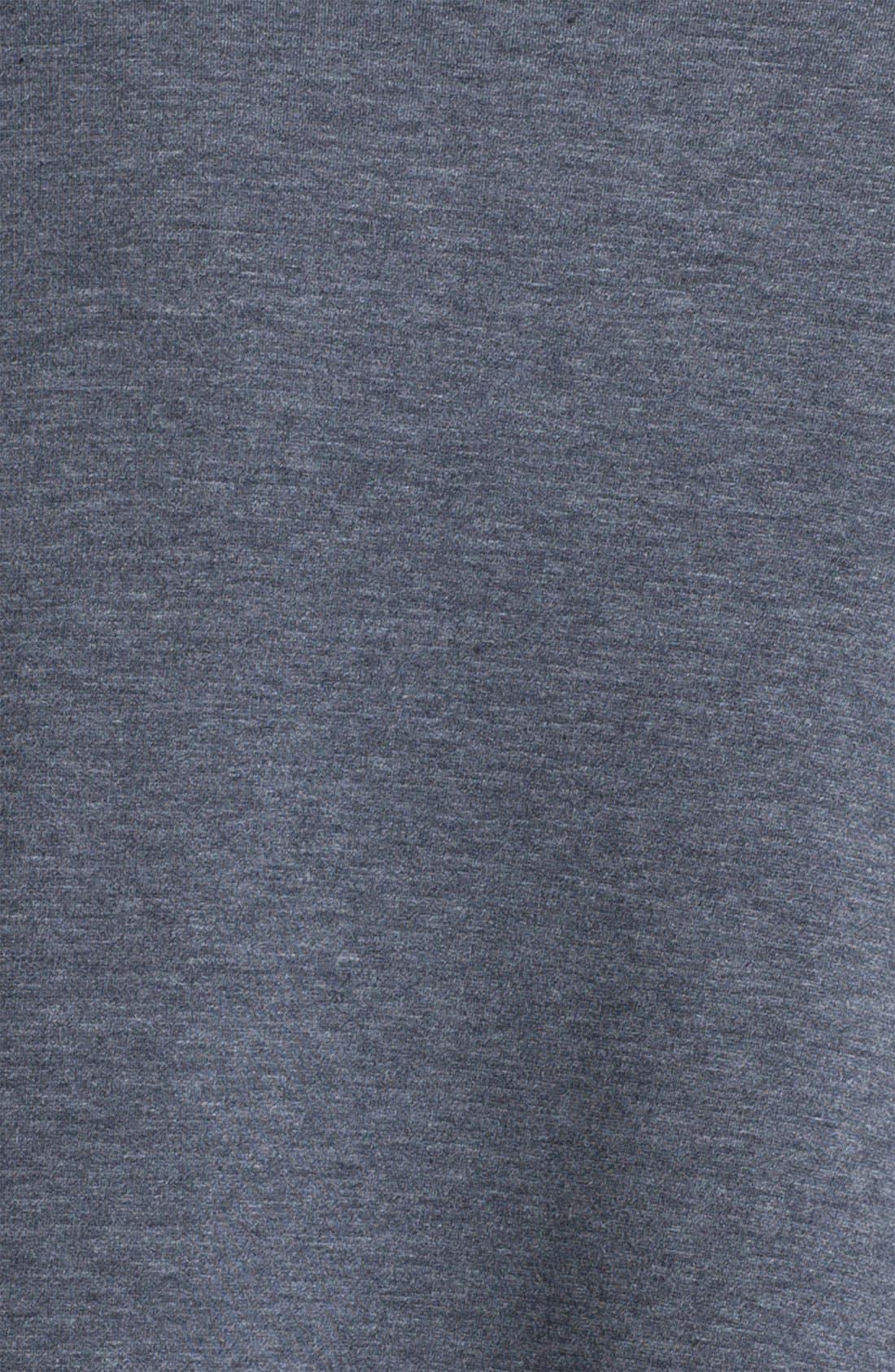 ,                             One-Button Fleece Wrap Cardigan,                             Alternate thumbnail 107, color,                             401