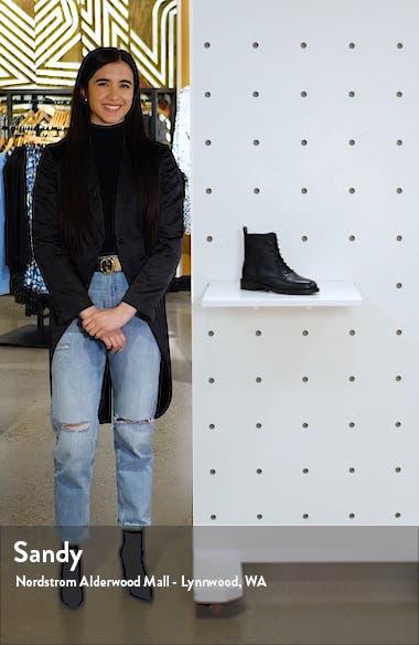 Nina Lace-Up Boot, sales video thumbnail