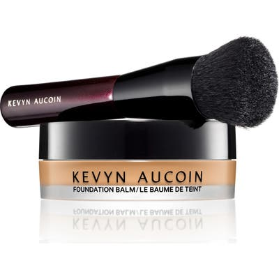 Kevyn Aucoin Beauty Foundation Balm & Brush - Medium 06
