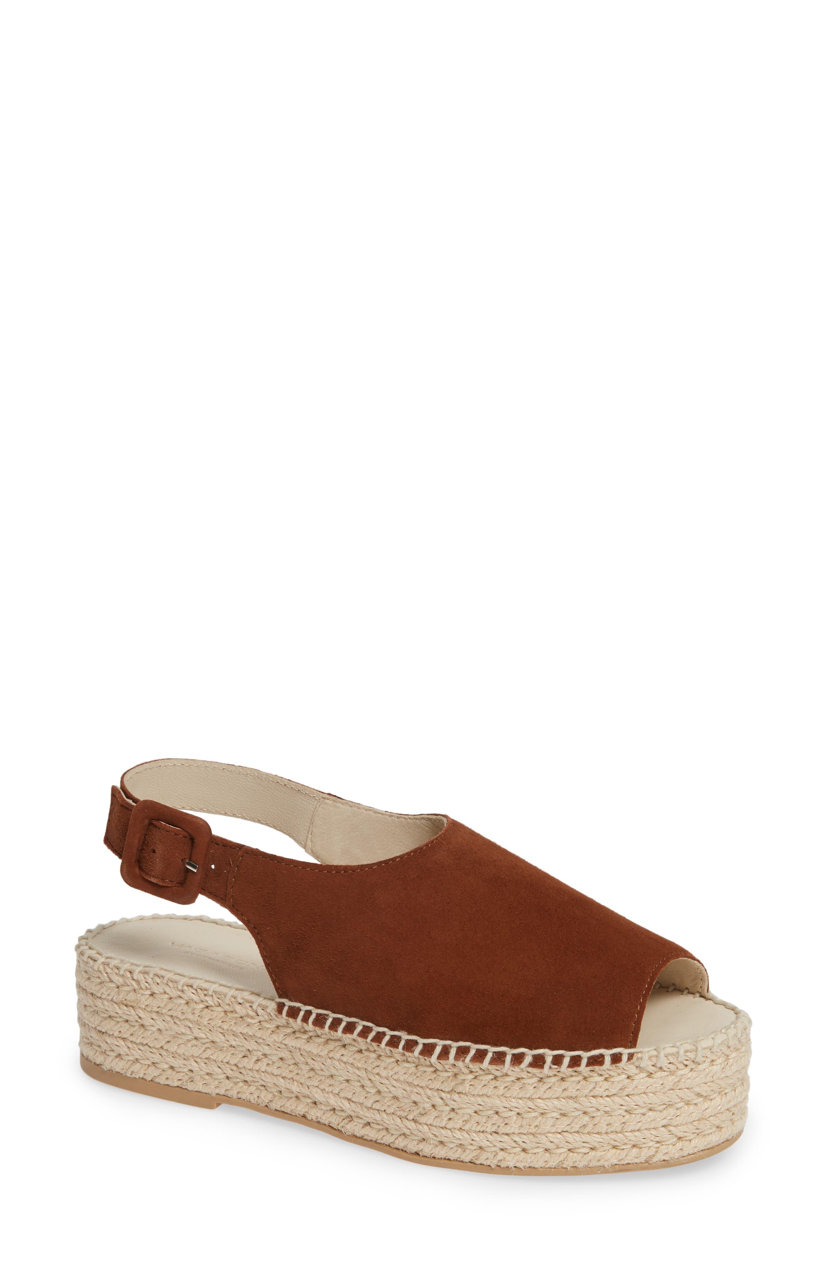 d12feabd3a Vagabond Shoemakers Celeste Platform Slingback Sandal - Brown