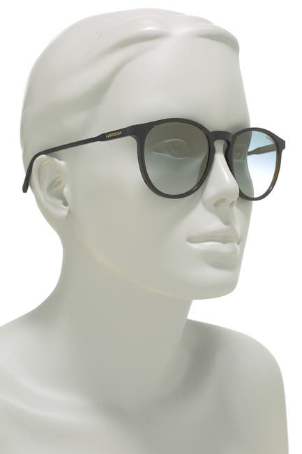 Image of CARRERA EYEWEAR 52mm Round Sunglasses