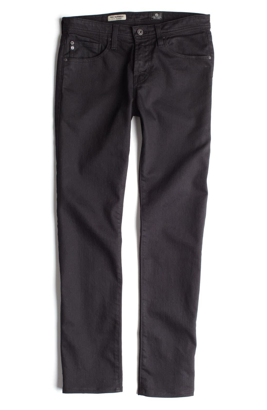 ,                             'Matchbox' Slim Fit Jeans,                             Alternate thumbnail 2, color,                             001