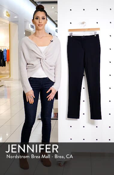 Ponte Skinny Pants, sales video thumbnail