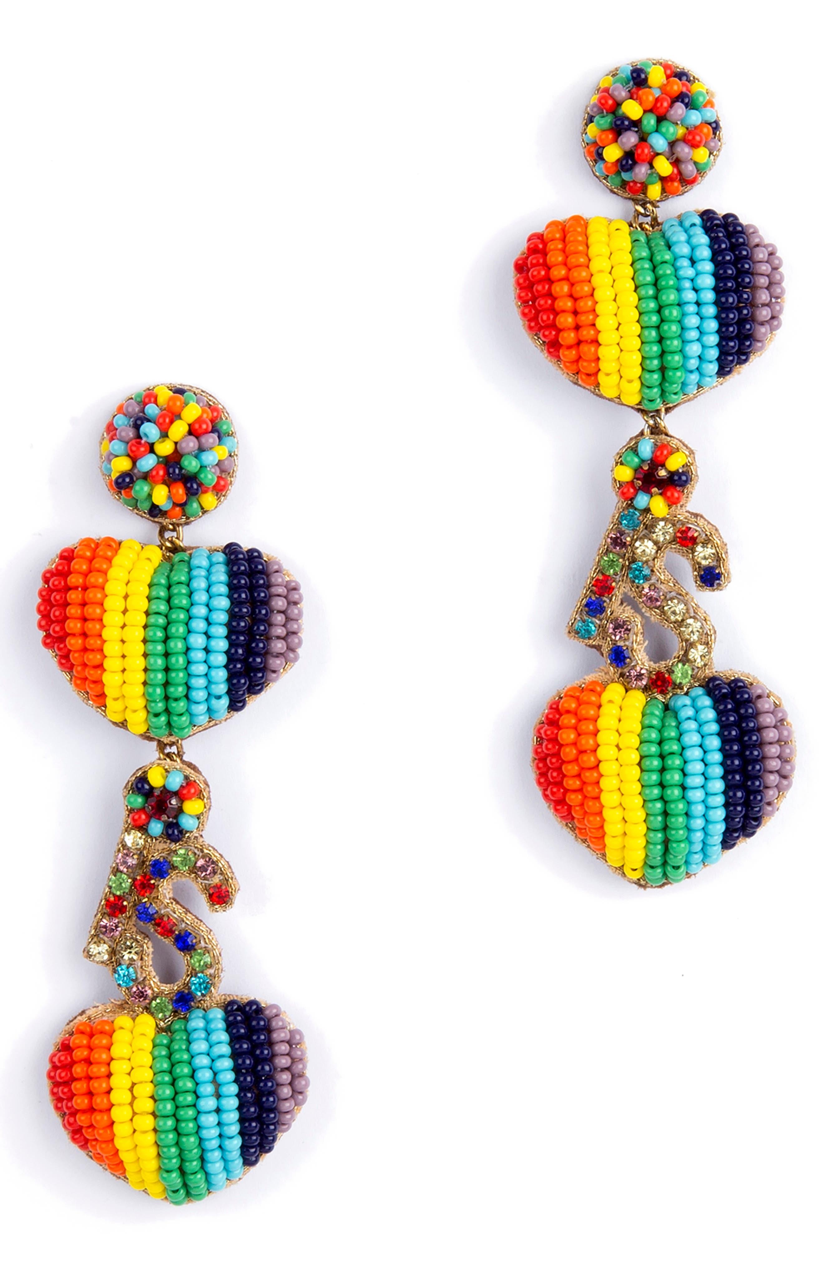 Libbie Love Is Love Drop Earrings
