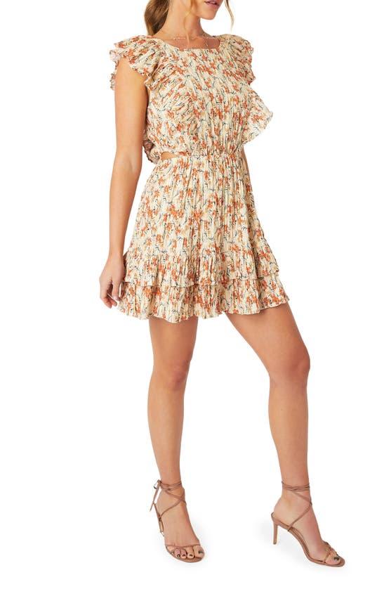 Minkpink Dresses ZAHARI FLORAL MINIDRESS