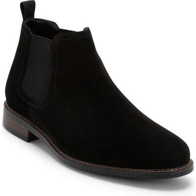 Blondo Kai Waterproof Chelsea Boot- Black