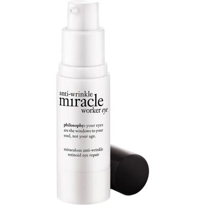 Philosophy Anti-Wrinkle Miracle Worker Eye Miraculous Anti-Wrinkle Retinoid Eye Repair Cream