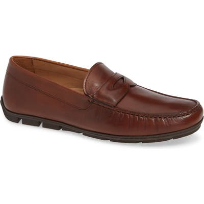 Vince Camuto Ditto Driving Shoe, Brown