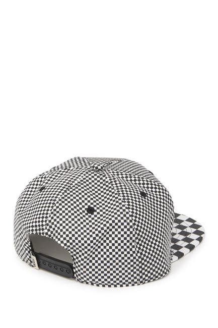 Image of VANS Combo Tab Checked Baseball Cap