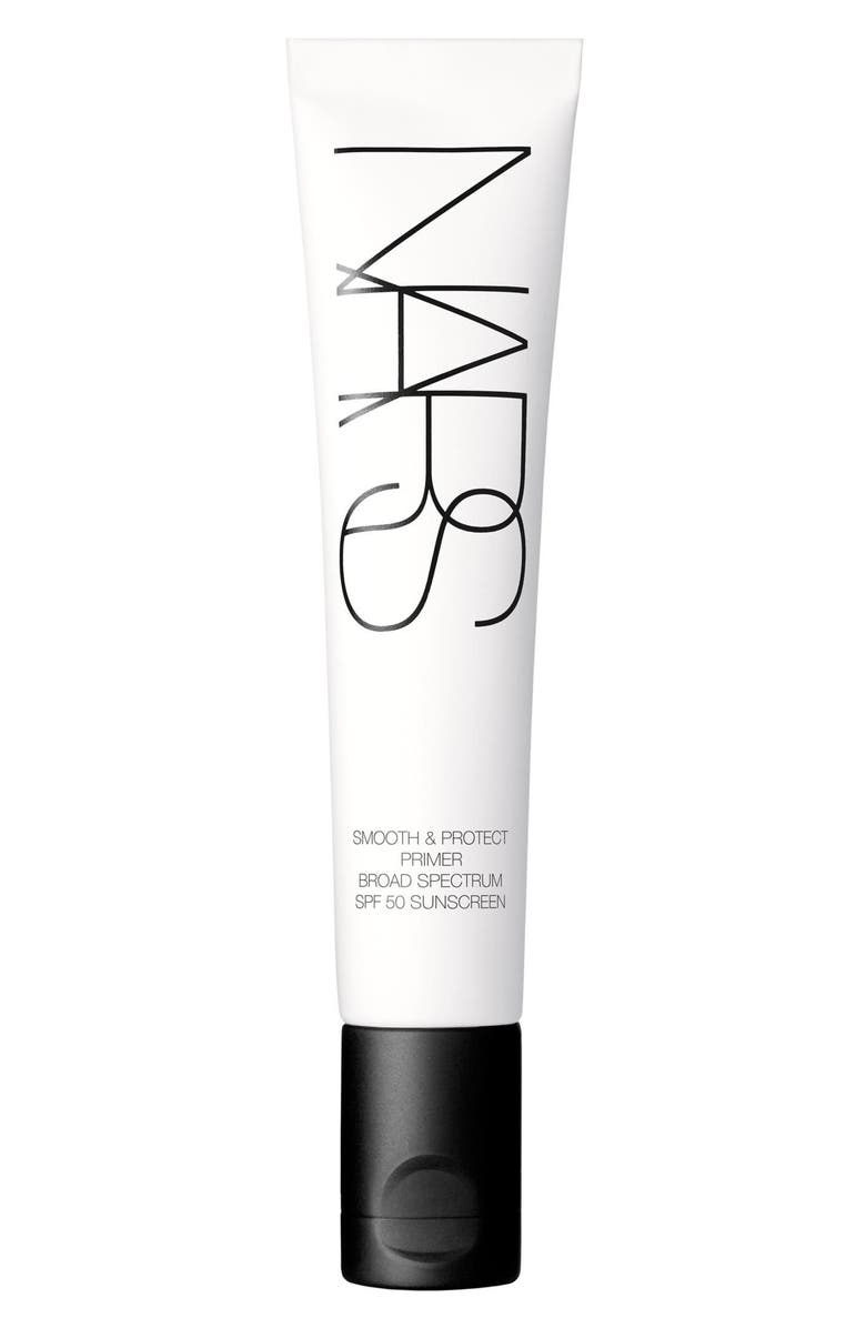 NARS Smooth & Protect Primer SPF 50, Main, color, NO COLOR
