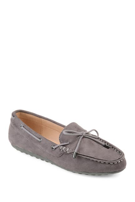 Image of JOURNEE Collection Thatch Slip-On Loafer