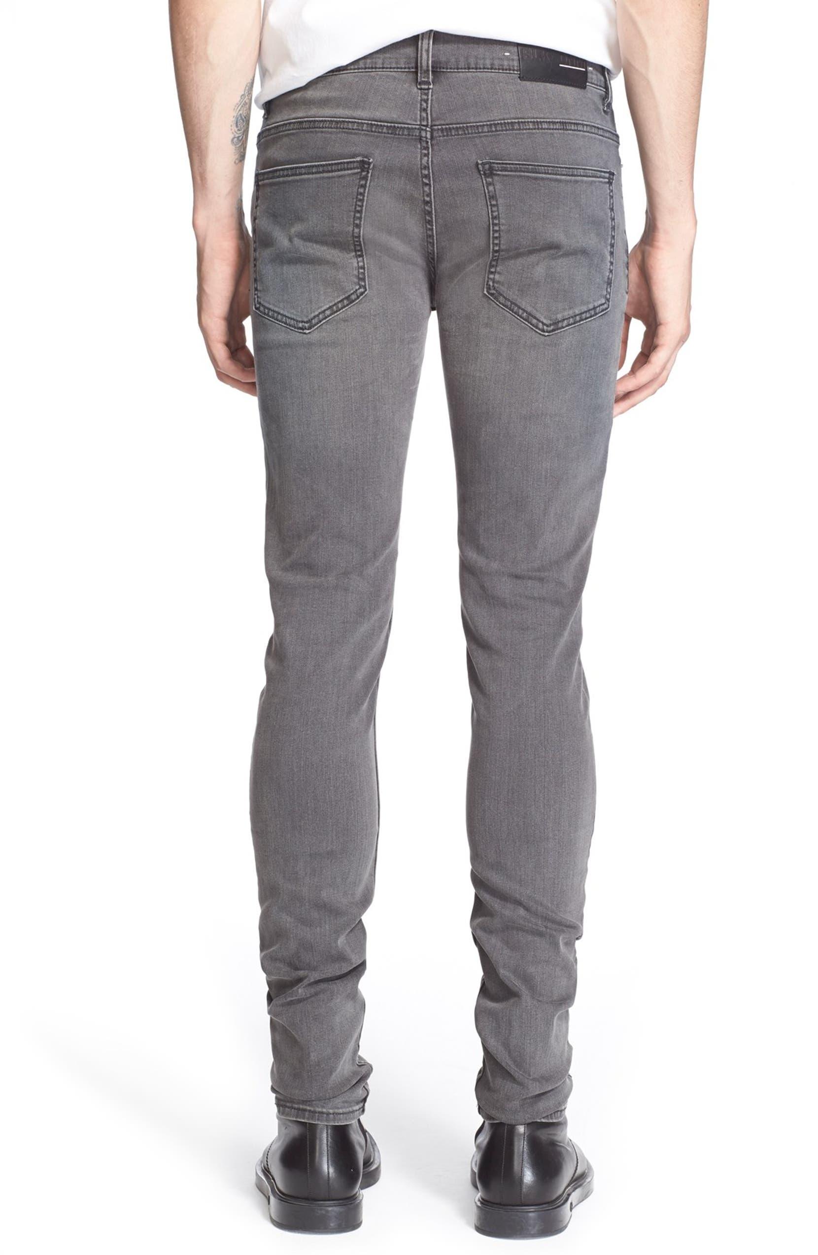Blk '25' Dnm GreyNordstrom Jeansstaple Skinny Yvbygf76