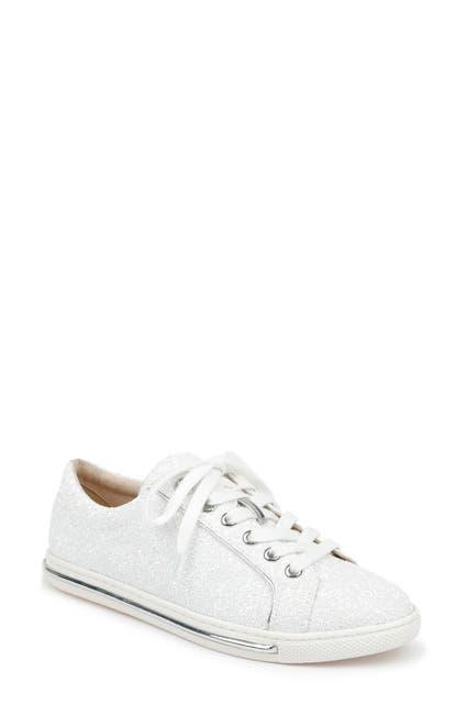 Image of Badgley Mischka Embellished Jubilee Sneaker