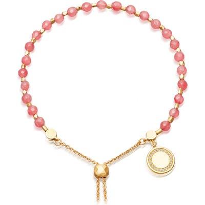 Astley Clarke Rose Quartzite Kula Bracelet