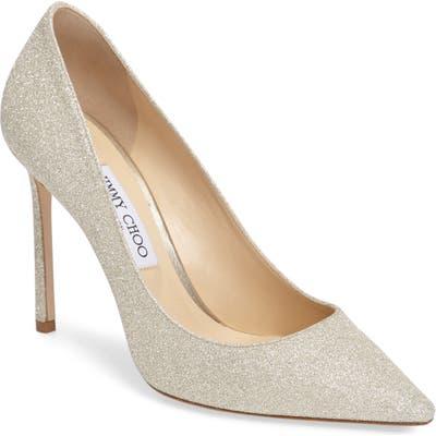 Jimmy Choo Romy Pointy Toe Pump