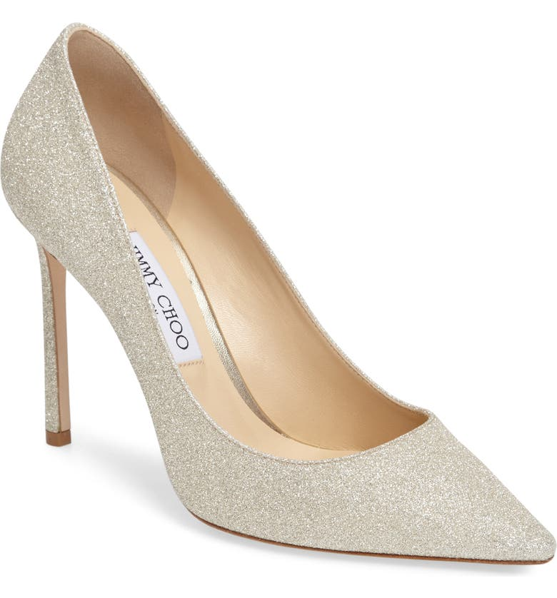 temperament shoes picked up uk store Jimmy Choo Romy Pointy Toe Pump (Women) | Nordstrom