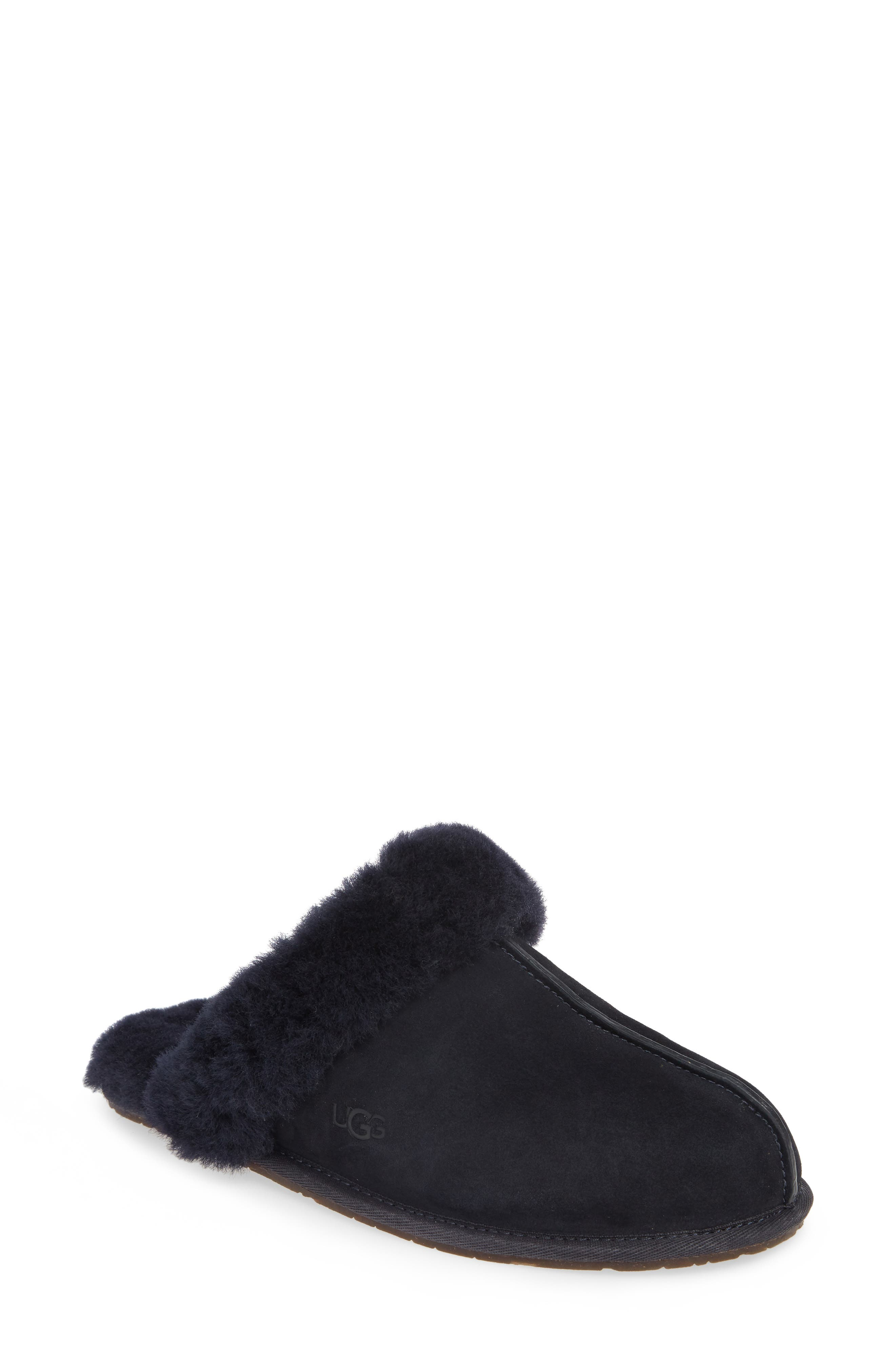 Scuffette II Water Resistant Slipper, Main, color, 413