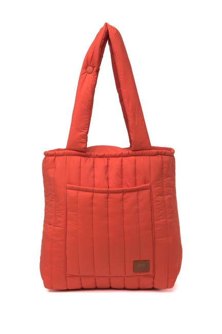Image of Most Wanted USA Large Puffer Tote Bag