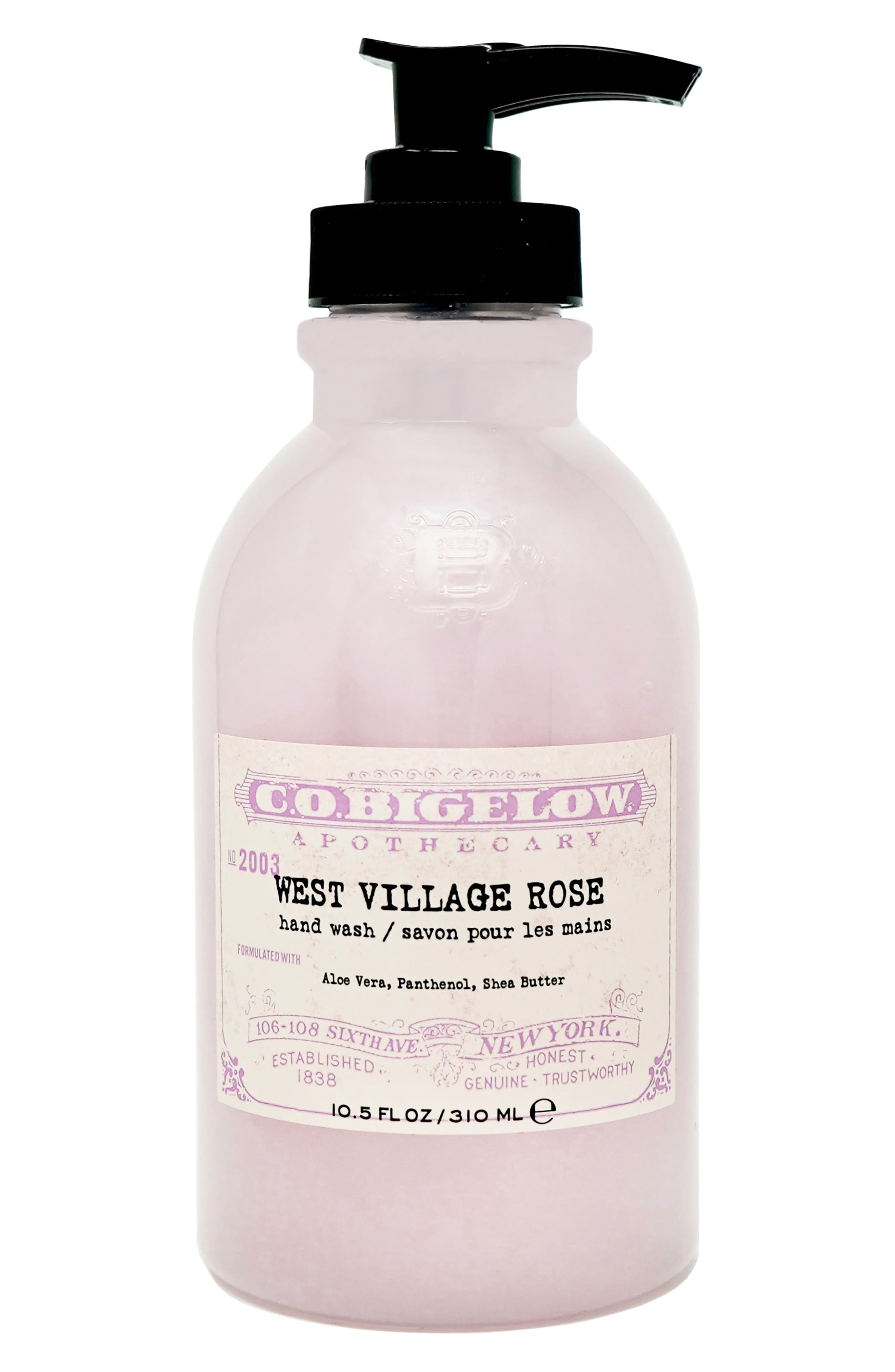 West Village Rose Hand Wash