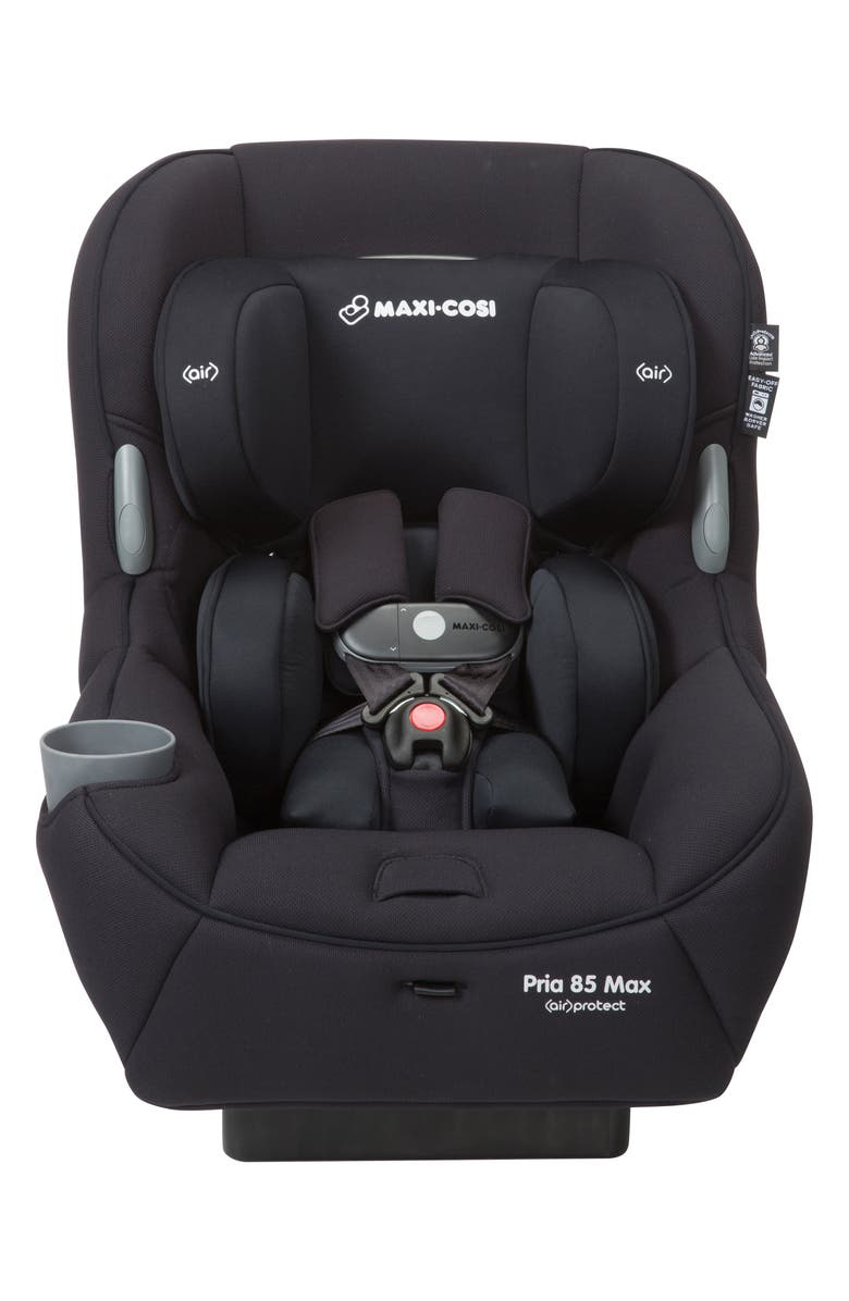 MAXI-COSI<SUP>®</SUP> Pria<sup>™</sup> 85 Max Nomad Collection Convertible Car Seat, Main, color, NIGHT BLACK