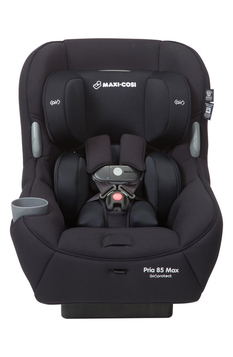 MAXI-COSI<SUP>®</SUP> Pria<sup>™</sup> 85 Max Convertible Car Seat, Main, color, NIGHT BLACK