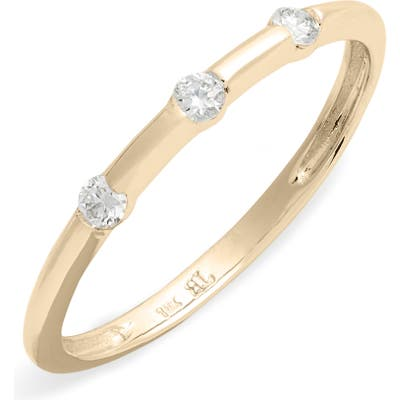 Bony Levy Ofira Diamond Stacking Ring (Nordstrom Exclusive)