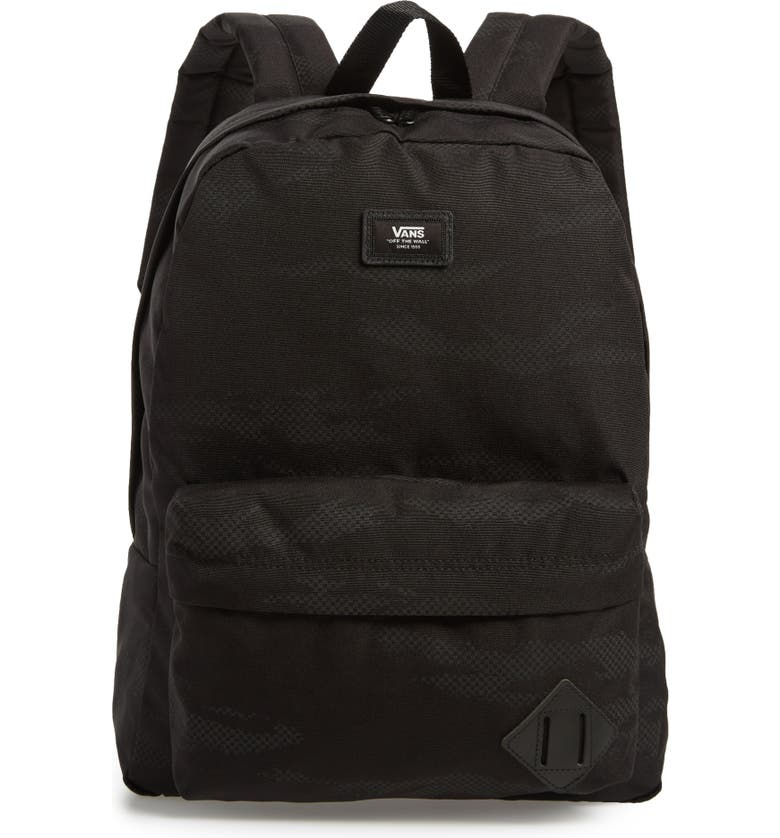 4574e87ab06 Old Skool II Water Repellent Backpack, Main, color, 001