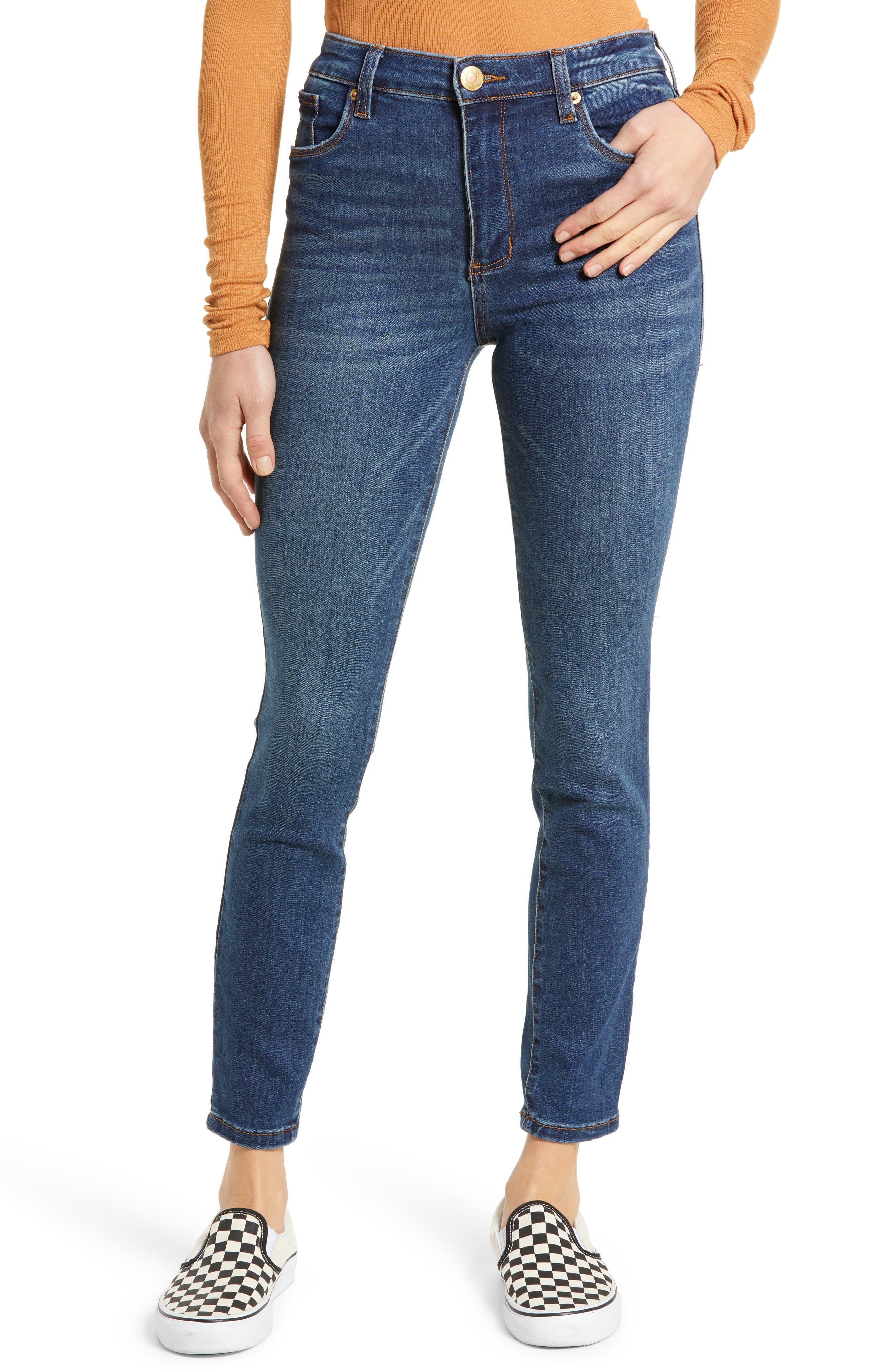 STS Blue Ellie High Waist Ankle Skinny Jeans (Fay Smith) | Nordstrom