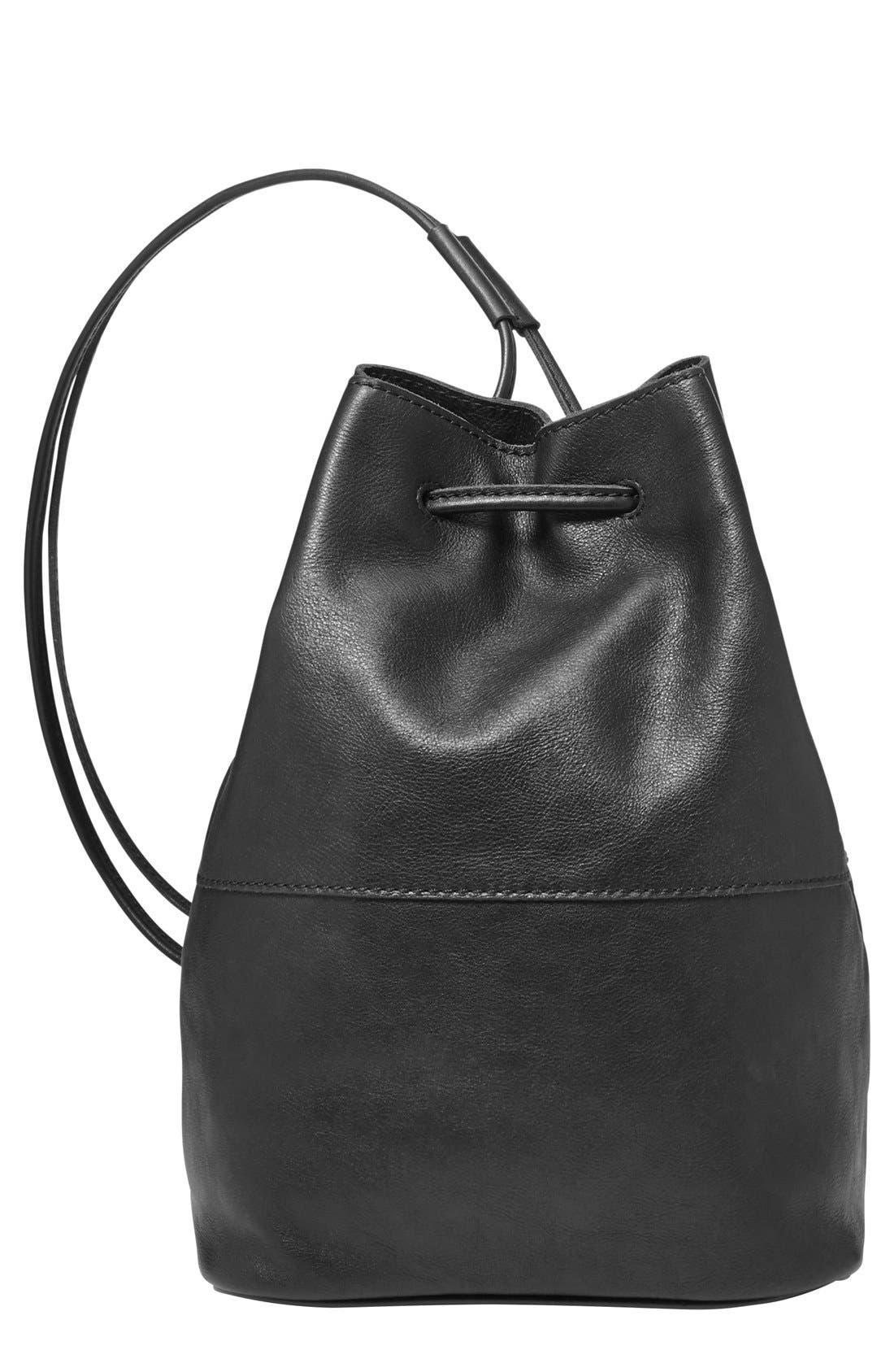 'Reissue Sling' Backpack, Main, color, 001