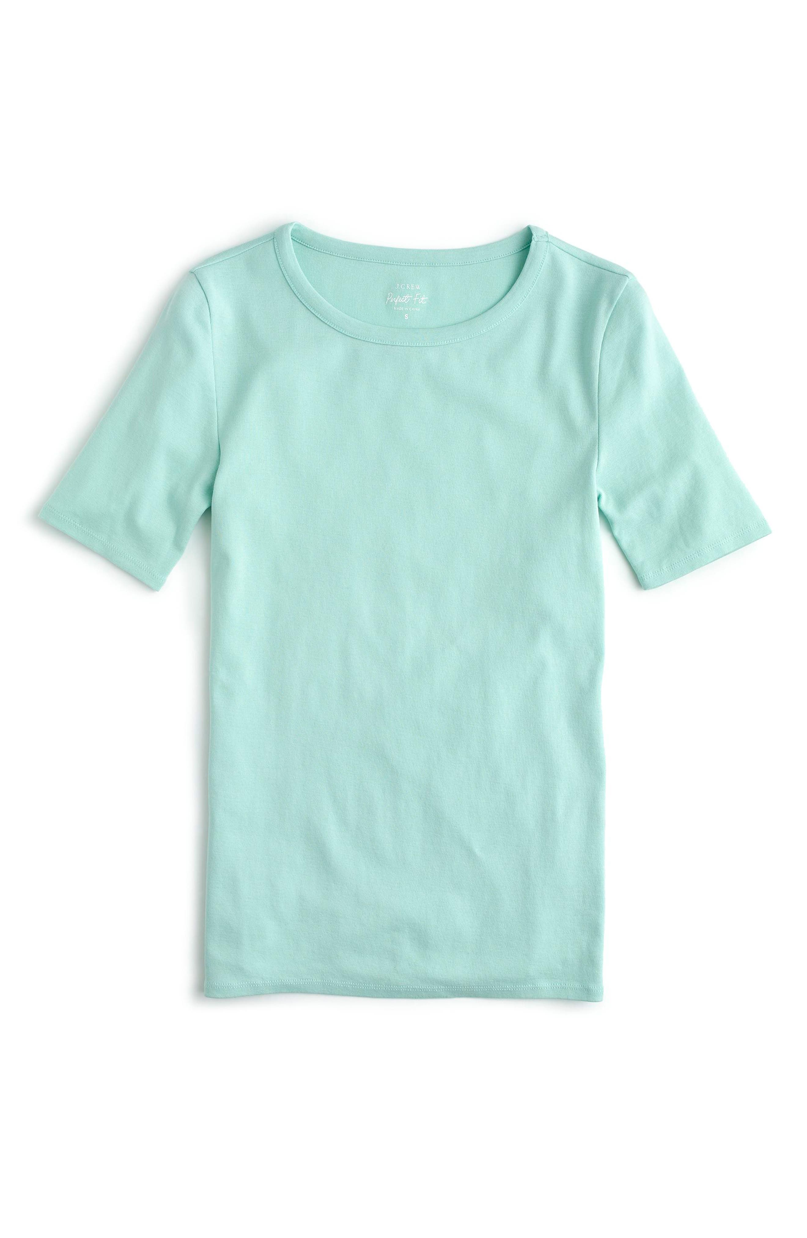 ,                             New Perfect Fit Tee,                             Main thumbnail 63, color,                             300