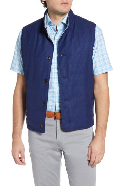Image of Peter Millar Stealth Reversible Vest