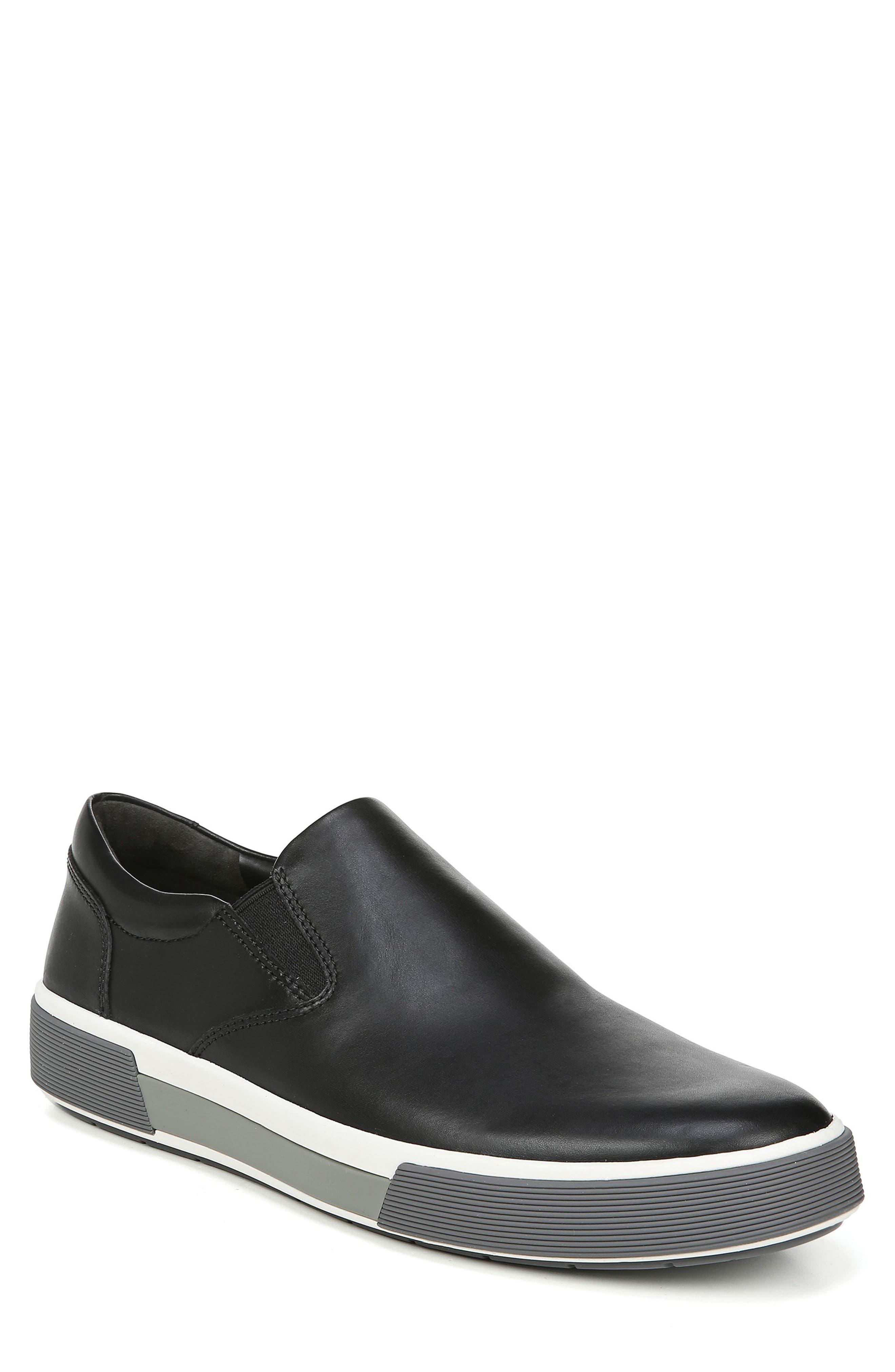 Vince   Randell Leather Sneaker