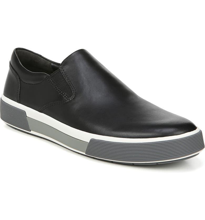 VINCE Randell Slip-On Sneaker, Main, color, BLACK