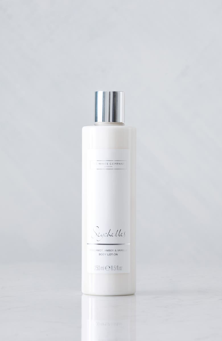 THE WHITE COMPANY Seychelles Body Lotion, Main, color, 100