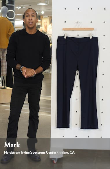 Pintuck Wide Leg Trousers, sales video thumbnail