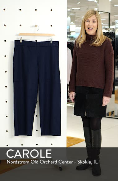 Wool Ankle Pants, sales video thumbnail