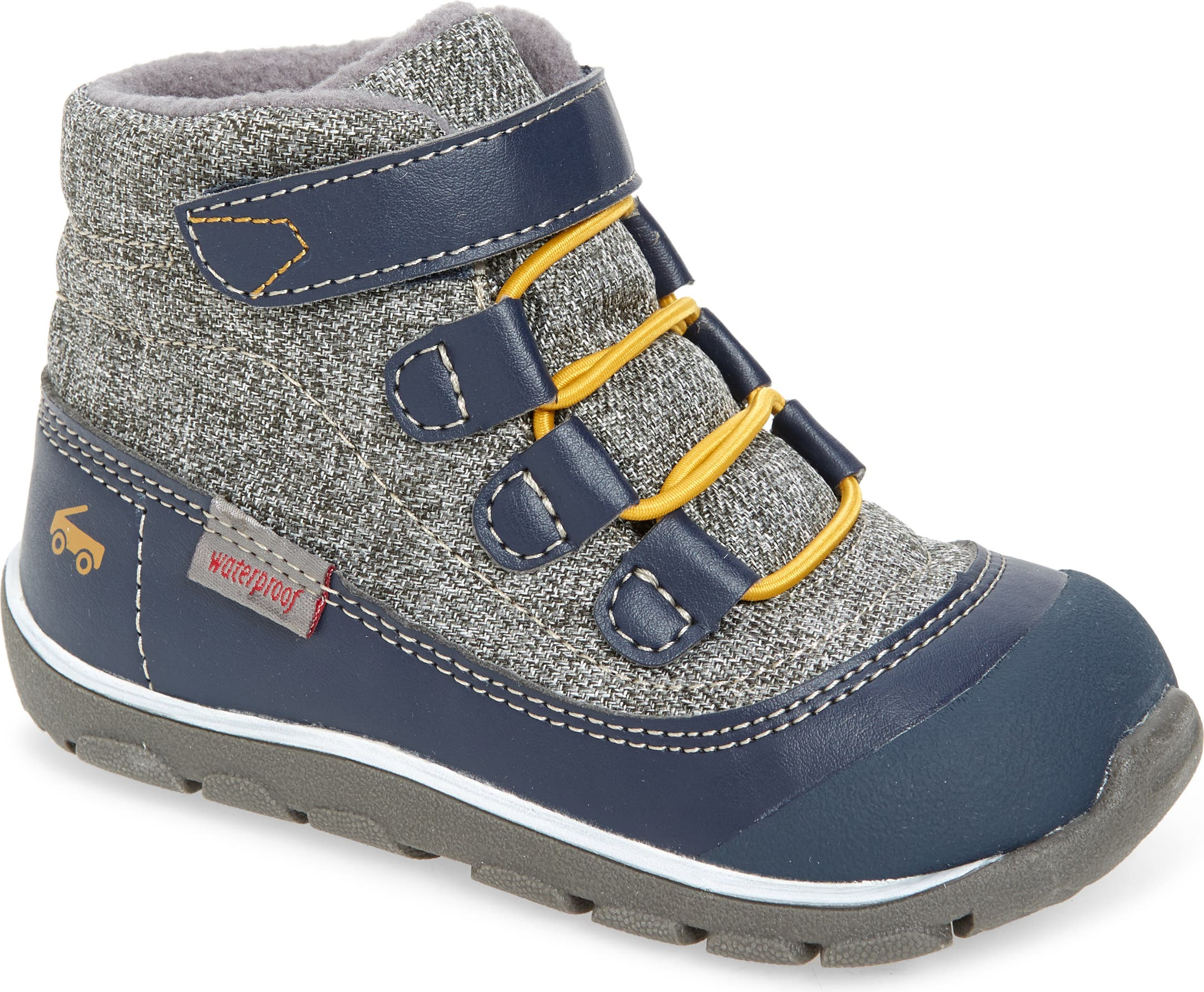 Sam Waterproof Boots for Kids See Kai Run