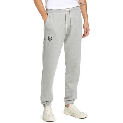 Reigning Champ French Terry Sweatpants, Grey