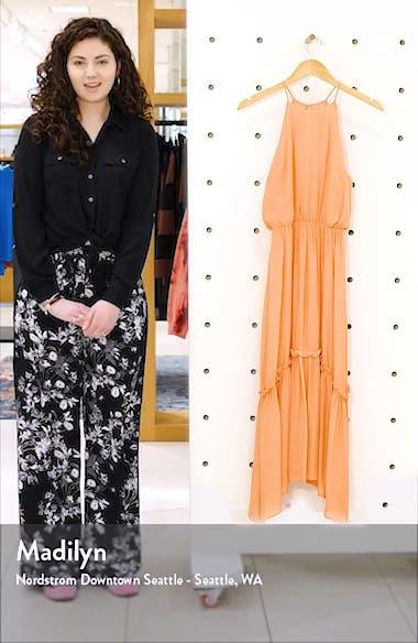 Halter Maxi Dress, sales video thumbnail