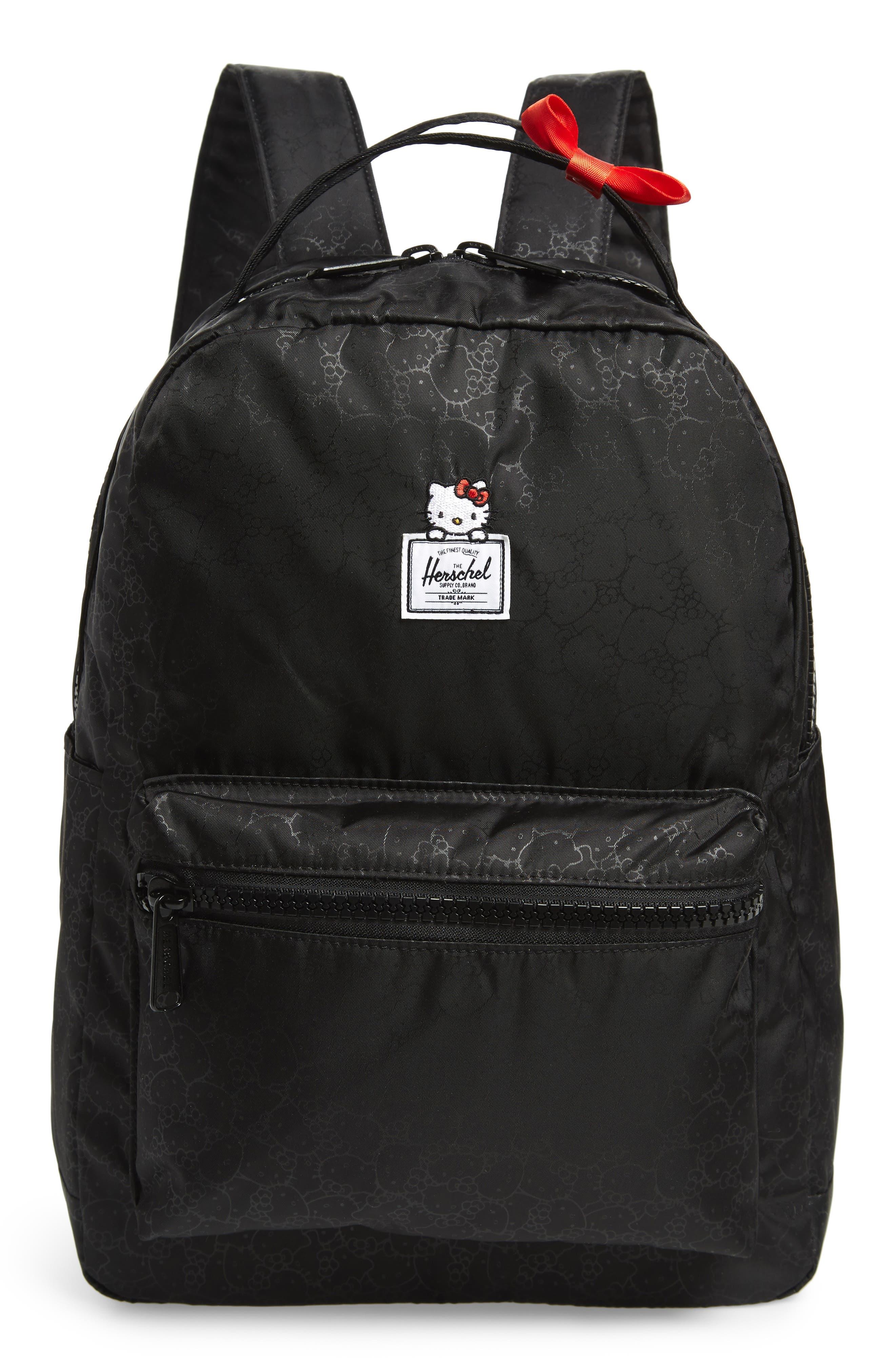 x Hello Kitty Nova Mid Volume Backpack, Main, color, 001