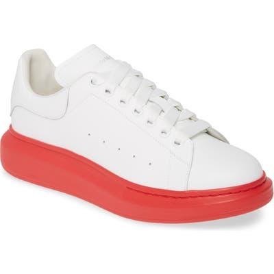 Alexander Mcqueen Oversize Sneaker, White