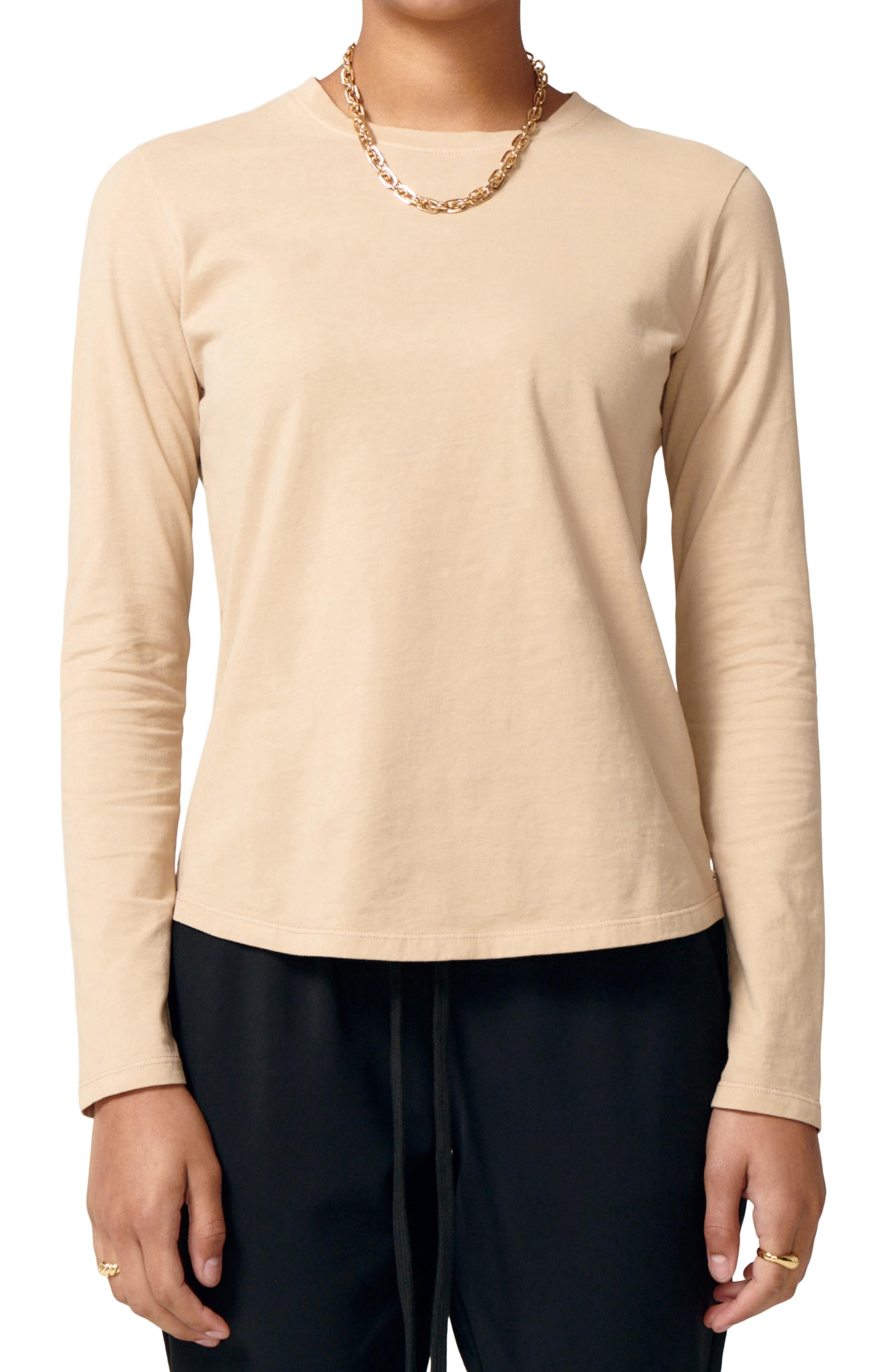 Love Long Sleeve Organic Cotton T-Shirt