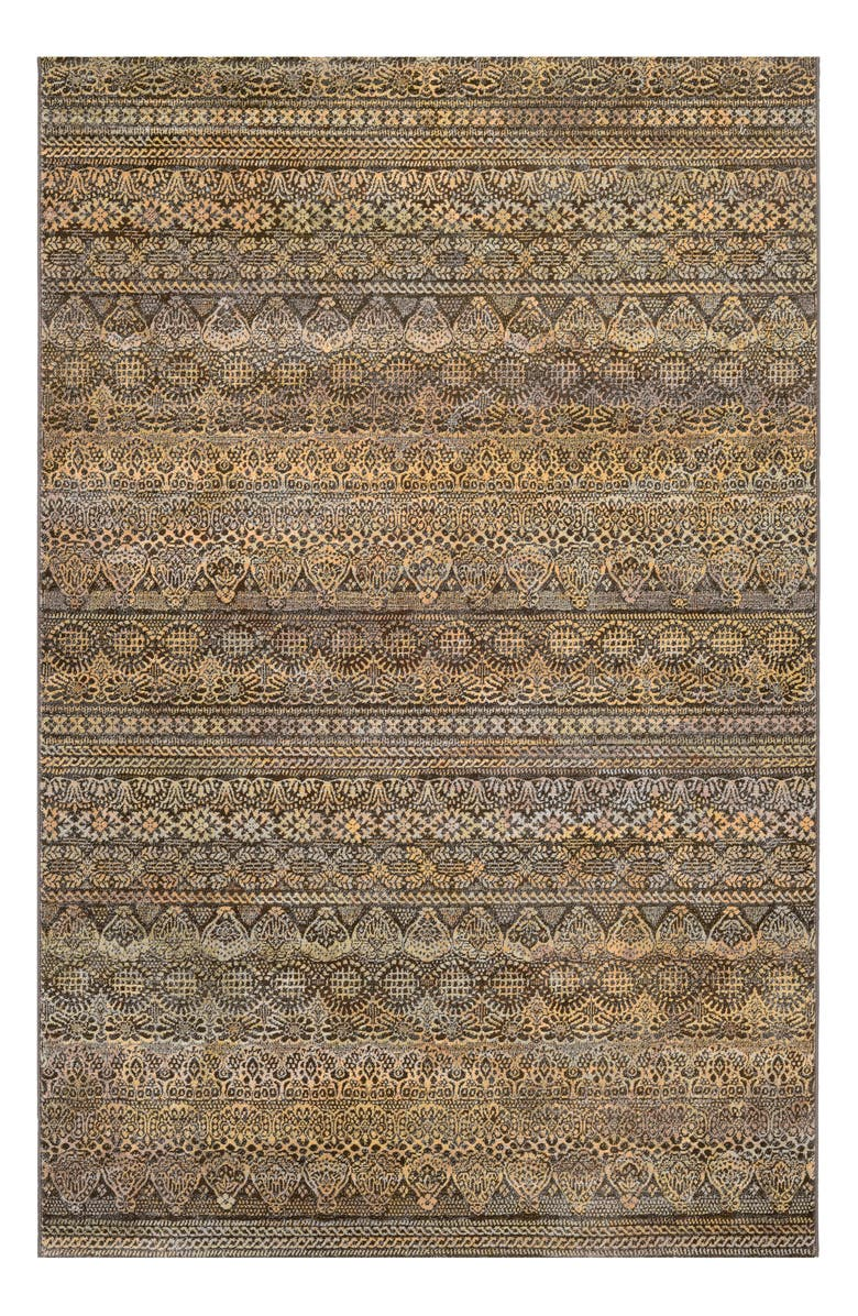 COURISTAN Easton Capella Area Rug, Main, color, BROWN/ MULTI