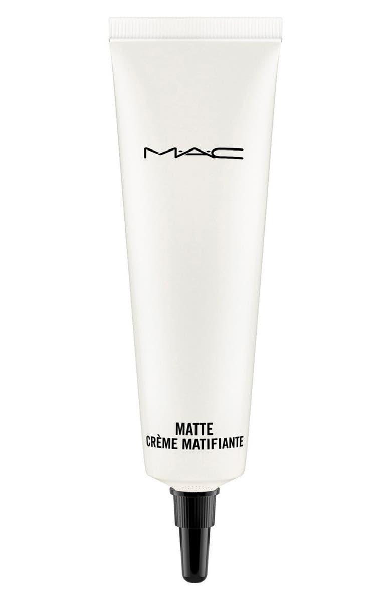 MAC COSMETICS MAC Matte Cream, Main, color, NO COLOR