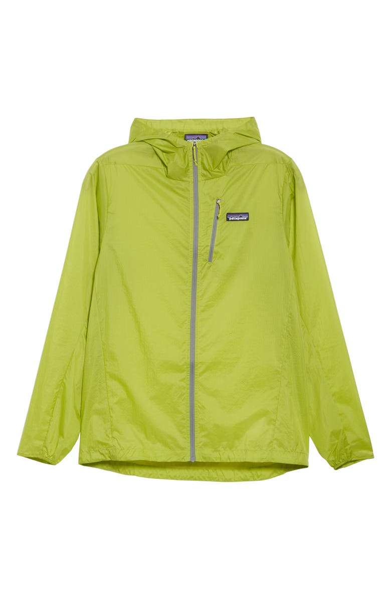 PATAGONIA Houdini Water Repellent Hooded Jacket, Main, color, 300