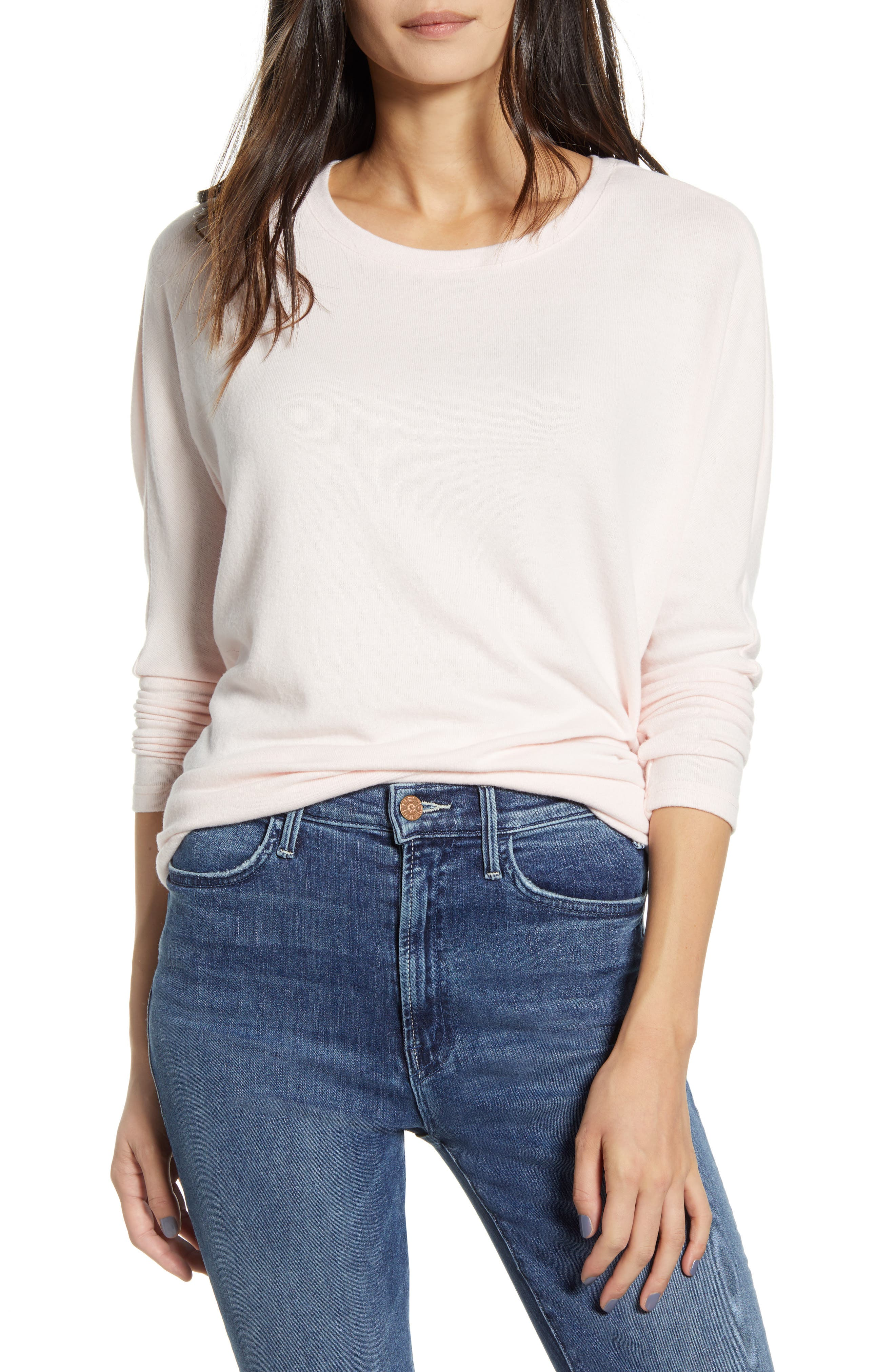 Image of: Cupcakes And Cashmere Ivery Emily S Favorite Sweatshirt Nordstrom Rack