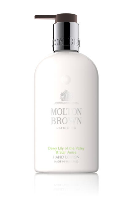 Image of Molton Brown Dewy Lily of the Valley & Star Anise Hand Lotion