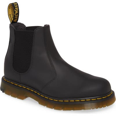 Dr. Martens Snowplow Chelsea Boot, Black