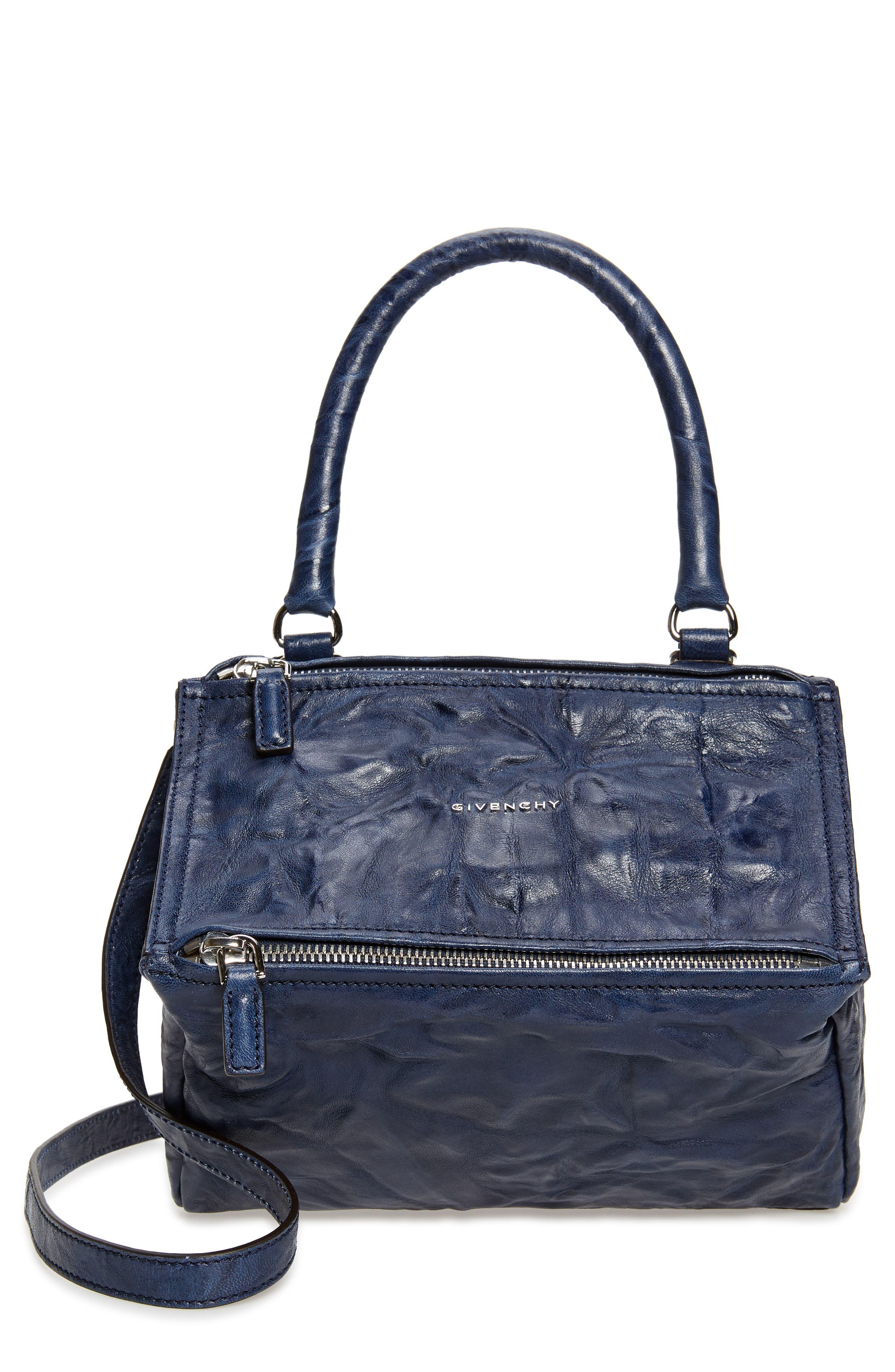 Givenchy Small Pepe Pandora Leather Shoulder Bag | Nordstrom